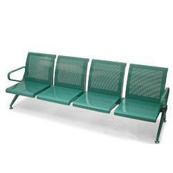 4-Seater Metro Waiting Chair