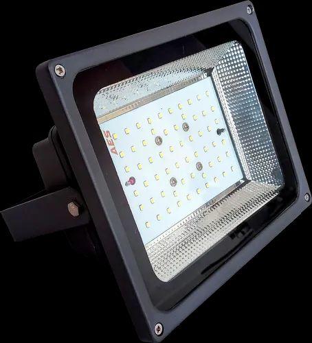 50W LED Flood Light, Model Number: AES FL100, Rs 1150 ...