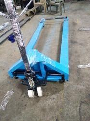 Hydraulic Hand Trolley