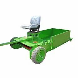Leo Tractor Driven Lawn Mower, For Grass Cutting