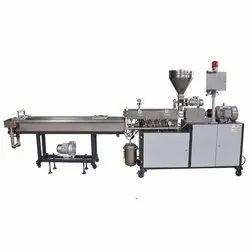 Rubber Lab Extruder Machine