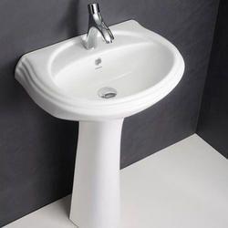Hindware Delta Full Pedestal Wash Basin