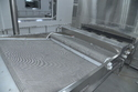 Ramtech Dip - Spray Glazers, Capacity: 300 Kgs