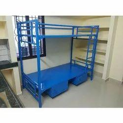 Bunk Bed With Storage Locker
