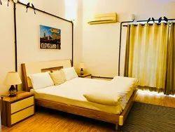 AC Room Booking Service, Size Area: 12*12, Minimum 2