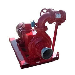 High Pressure Fire Pump