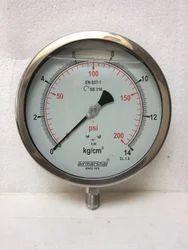 SS Liquid Pressure Gauge