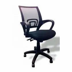 Fixed Arm Office Mesh Revolving Chair