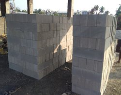Solid Cement AAC Blocks, Size: 2, Shape: Rectangler