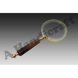Antique Magnifying Glass, Size: 230-250 Mm