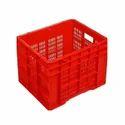 Square Plastic Crates