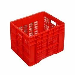 Square Plastic Caret