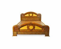 Wooden Bed Wooden Cot Duck Model Teak Wood Manufacturer