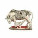 Aluminium Cow Statue