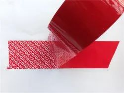 Void Polyester Tape (Security)