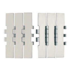 Stainless Steel Double Hinge Chain, Chain Material: Plastic