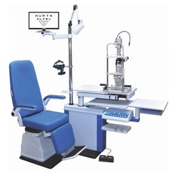 ASF Ophthalmic Refraction Chair Unit Complete set