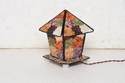 Handmade Agate Stone Chips Agate Lamp