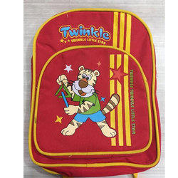 Printed Kids School Bag