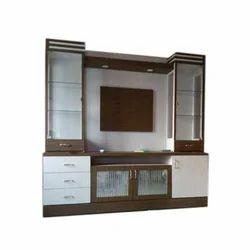 Fancy Wooden Cabinet, Height: 6-8 feet