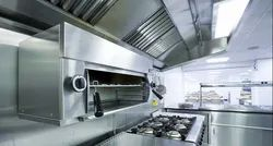 Gulf commercial Kitchen Exhaust Ducting, For Commercial, Home