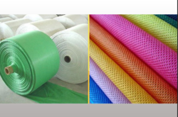 Laminated PP/HDPE Woven Fabric