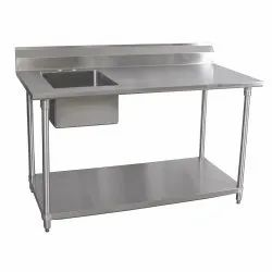 Stainless Steel Table Sink