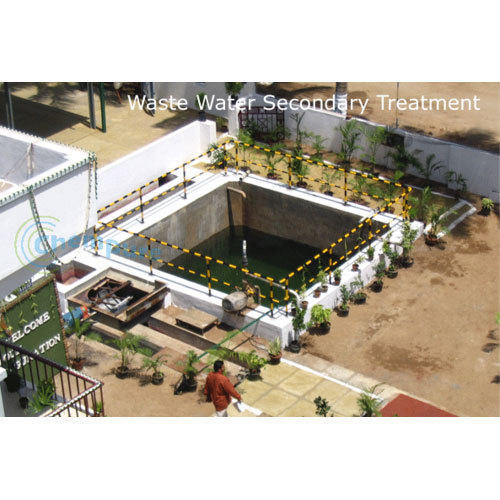 Waste Water Secondary Treatment