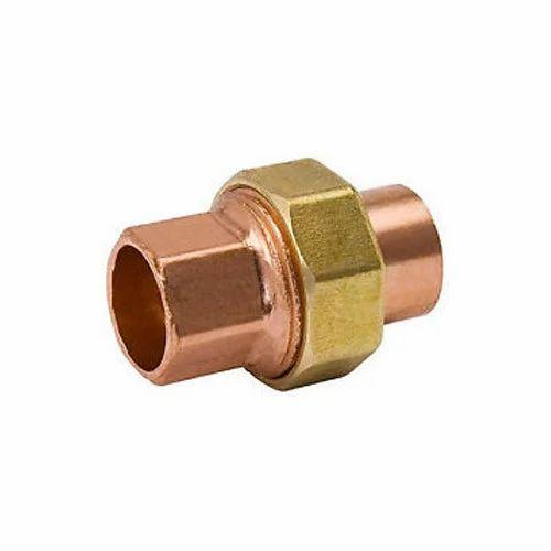 "25 pcs Nibco 3//4/"" C x C Dimple Stop Copper Coupling 7//8/"" OD 600 ANSI//NSF 61"