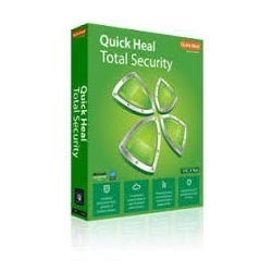 Quick Heal Total Security 1user / 1 year
