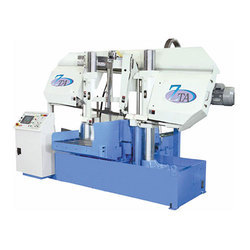Fully Automatic Numerical Controlled Band Saw Machine