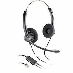 Telephone Headset Plantronics