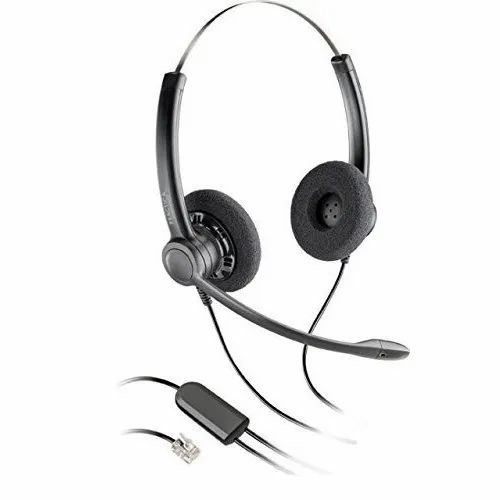 Telephone Headset Plantronics
