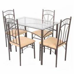 Steel Dining Table in Faridabad, स्टील डाइनिंग टेबल ...