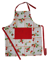 Striped Cooking Apron