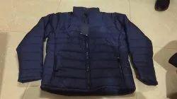 Mens Fluffy Jacket