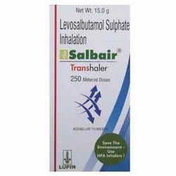 Levosalbutamol Sulphate Inhalation