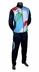 Trendy Tracksuit in super poly front sublimation