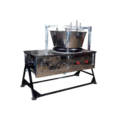 Peanut Chikki Making Machine