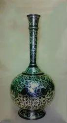 Black Silver Surai Set, Size: 18 incha