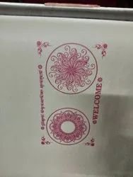Kamalam Associates Wood Pulp Dining Table Paper Roll, Packaging Type: Polypack, GSM: Less than 80 GSM