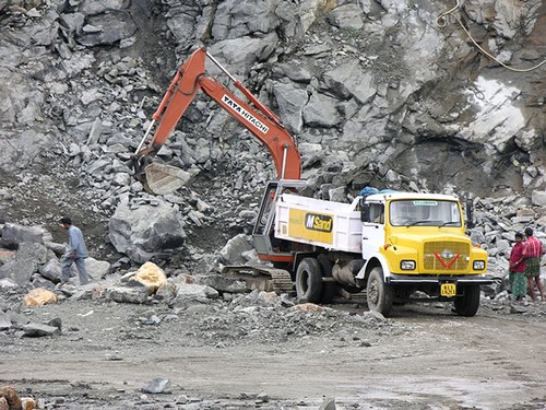 Mining And Quarrying Services in Gurgaon, Sector 22 by NECC