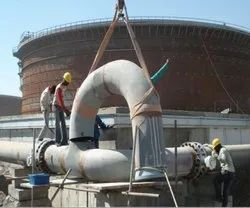 Pipe Erection Service