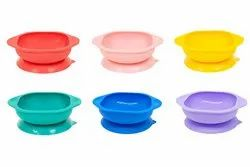 Marcus & Marcus Silicon Suction Bowl, For Home