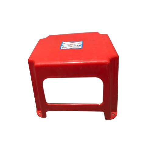 Admirable Red Plastic Kitchen Stool Ibusinesslaw Wood Chair Design Ideas Ibusinesslaworg