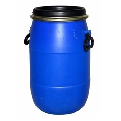 Open Mouth HDPE Drum, Capacity: 50 to 100 Litres