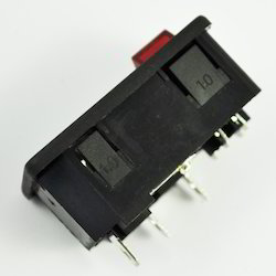 3 Pin Male Inlet Power Socket