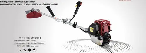 Dependable 2019 New High Quality Petrol Backpack Brush Cutter Grass Cutter With 52cc Petrol 2 Stroke Engine Multi Brush Trimmer Strimmer Goods Of Every Description Are Available Grass Trimmer