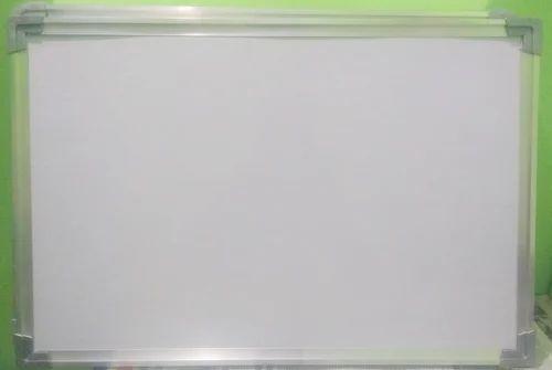 SRS Durable Aluminium 8 x 4 feet White Board