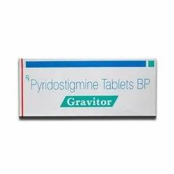 Gravitor Tablet (Pyridostigmine Tablet)